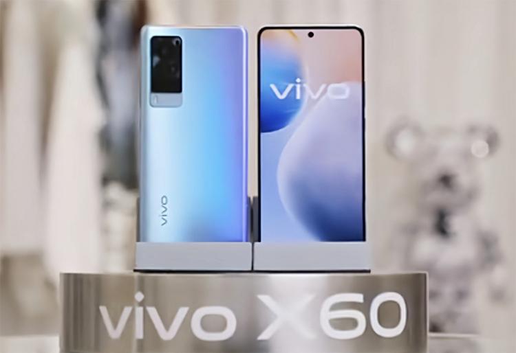 Смартфоны Vivo X60 получат 120-Гц дисплеи и будут представлены 28 декабря