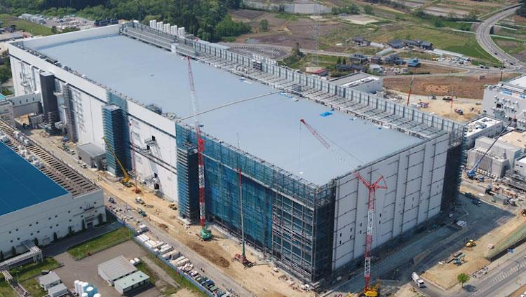 Kioxia построит ещё один завод по производству 3D NAND, чтобы удовлетворять огромный спрос