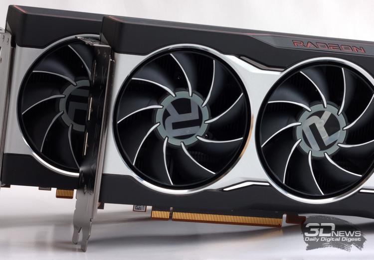 AMD только что передумала: эталонные видеокарты Radeon RX 6000 будут производиться и дальше