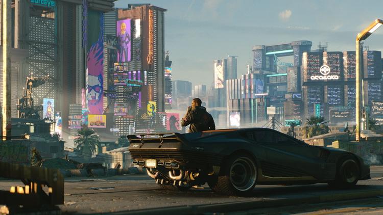 Дождались: Cyberpunk 2077 официально вышла на ПК, Xbox One и PlayStation 4