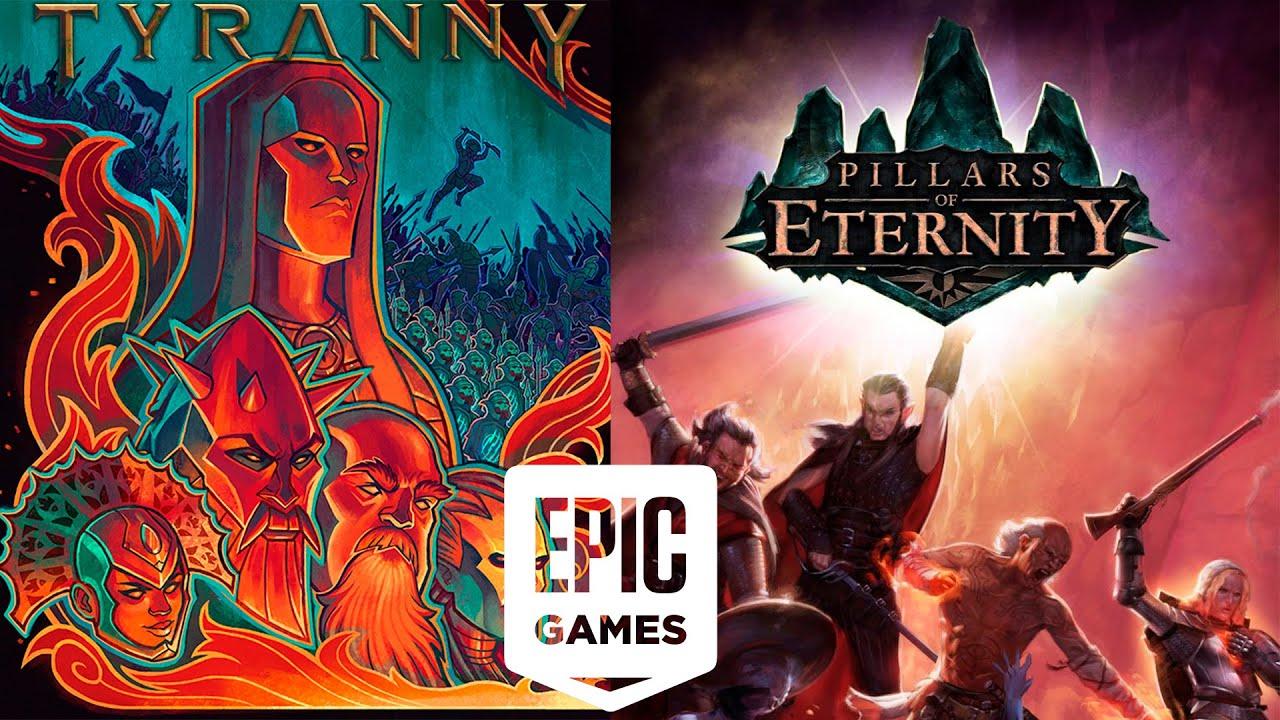 В Epic Games Store началась раздача Pillars of Eternity и Tyranny