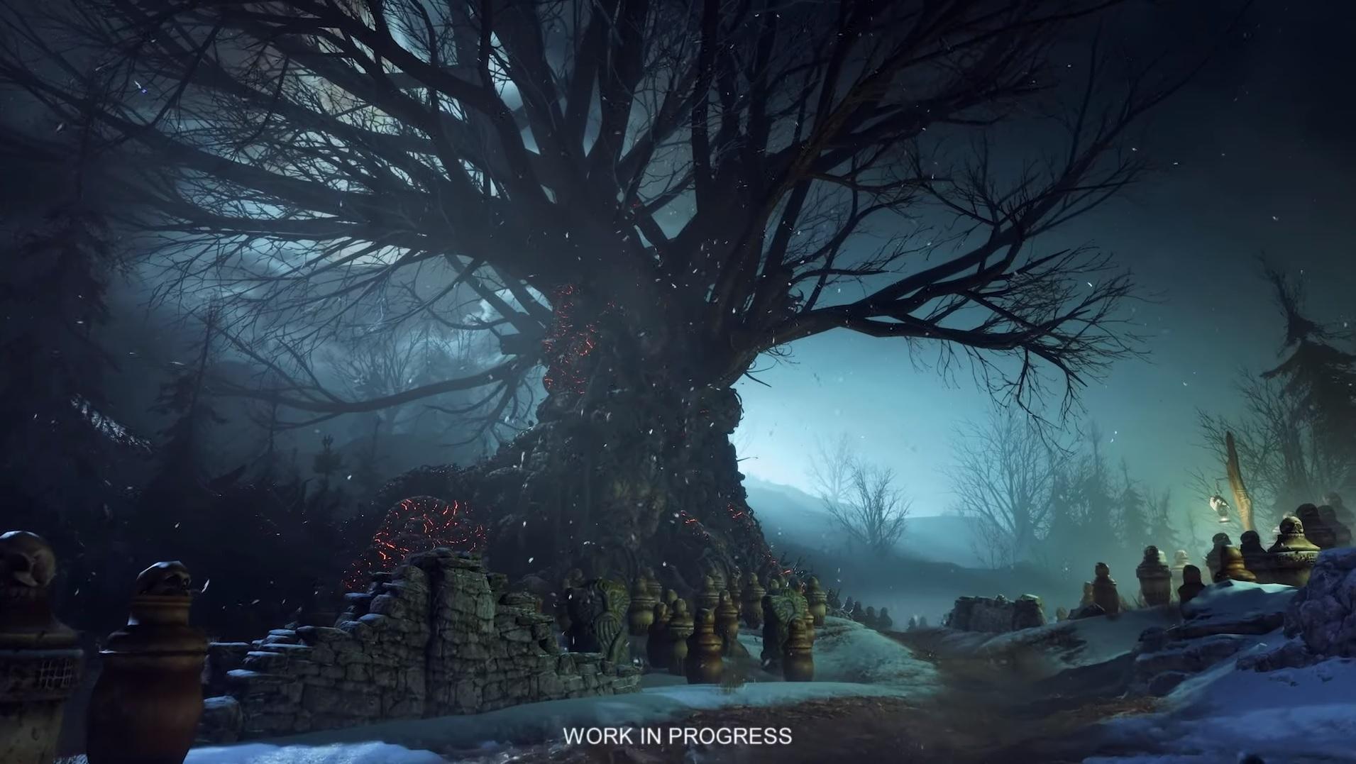 Видео: персонажи разных классов и великолепный фэнтезийный город в тизер-трейлере новой Dragon Age