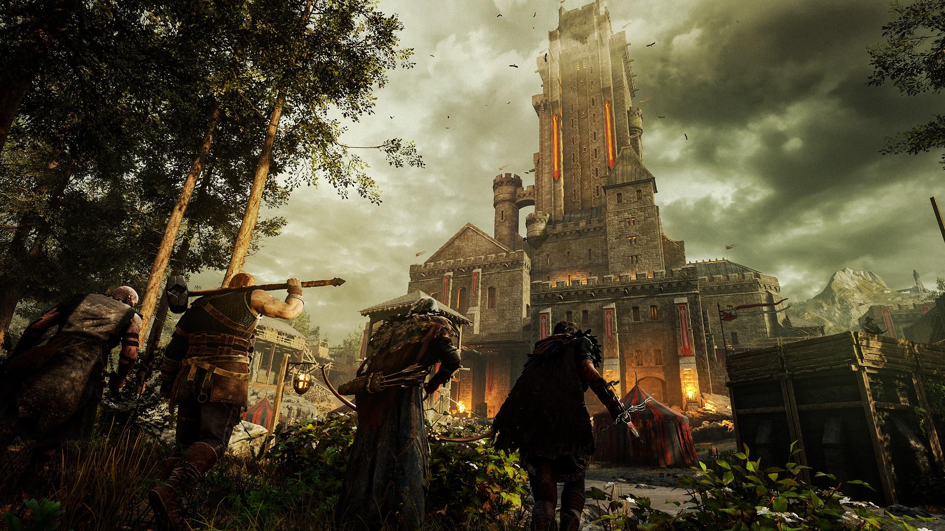 Видео: динамичные противостояния, взаимодействие между героями и дата релиза Hood: Outlaws & Legends