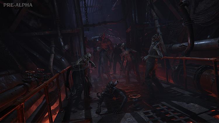 Первый полноценный трейлер кооперативного шутера Warhammer 40,000: Darktide от создателей Vermintide