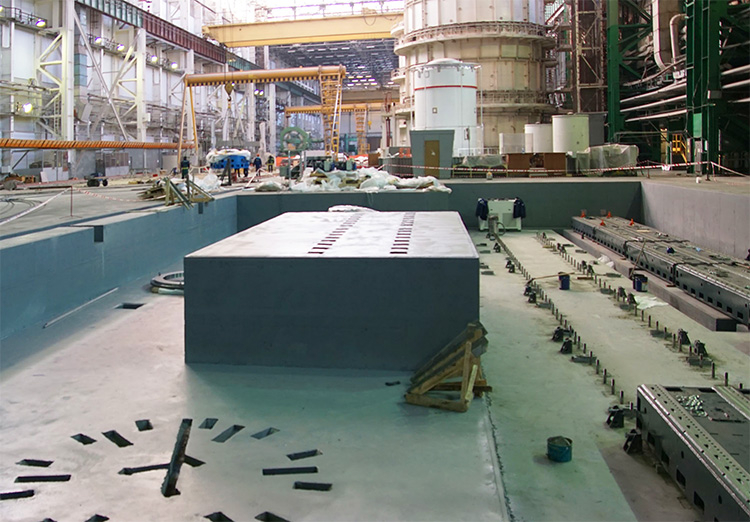 «Роскосмос» опубликовал фотографии создания оборудования для ракеты-носителя «Союз-5»