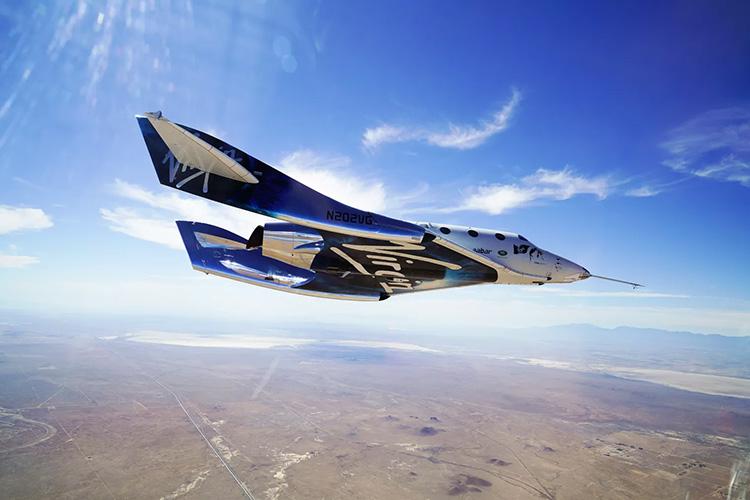 Virgin Galactic прервала первый за 2 года суборбитальный полёт из-за отказа двигателя космоплана — пилоты целы