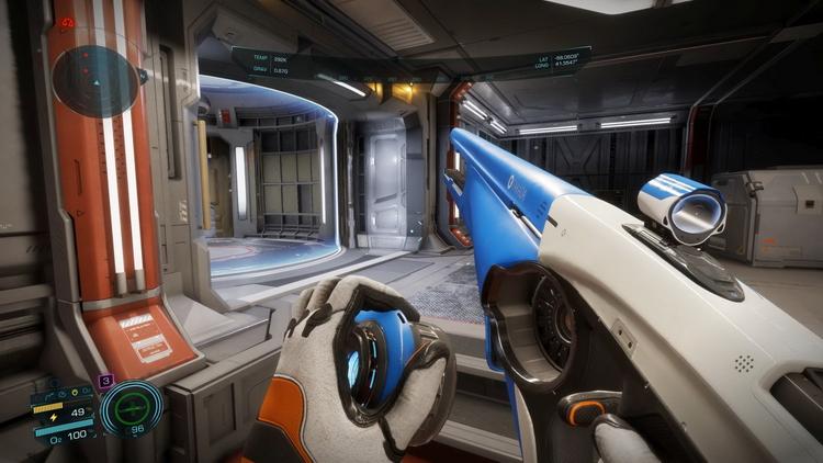 Беги и стреляй: первый геймплейный трейлер расширения Elite Dangerous: Odyssey
