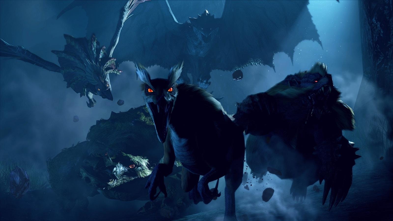 Monster Hunter Rise можно будет опробовать до релиза — в январе игра получит демоверсию