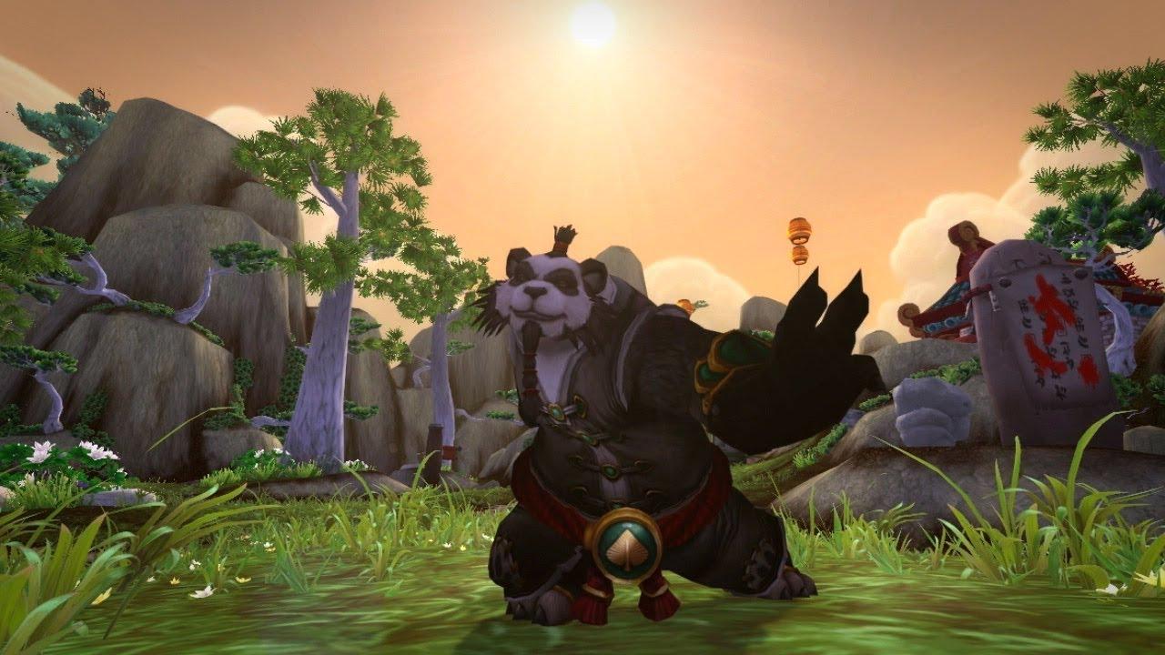 Игрок-пацифист в World of Warcraft повторил своё достижение — прокачал персонажа до максимального уровня, собирая траву