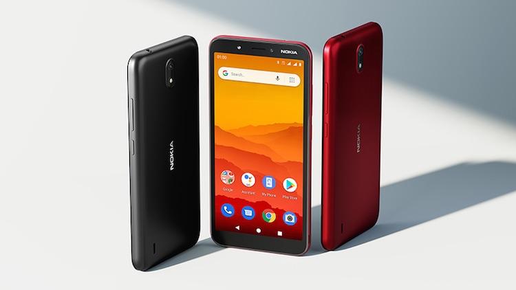 Nokia представила свой самый доступный смартфон C1 Plus — его цена составила 5990 рублей