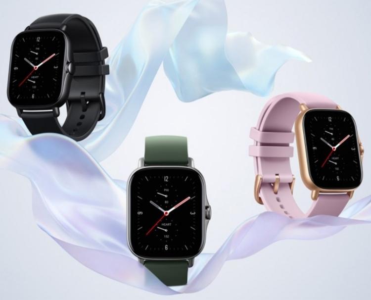 Представлены смарт-часы Amazfit GTS 2e и GTR 2e, которые способны проработать до 45 дней и стоят $120