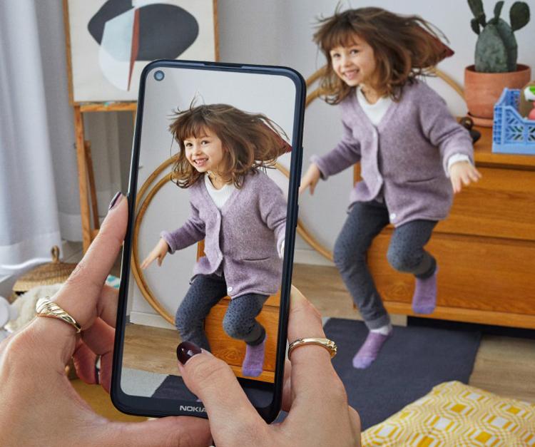 Представлен смартфон Nokia 5.4 за €190 с квадрокамерой и процессором Snapdragon 662