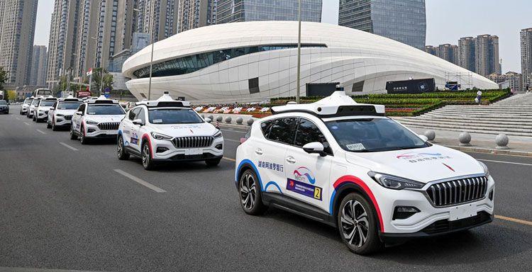 Китайский поисковый гигант Baidu планирует заняться выпуском электромобилей