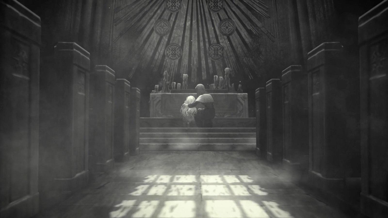 Мрачный экшен-платформер Ender Lilies: Quietus of the Knights выйдет в раннем доступе Steam к концу января