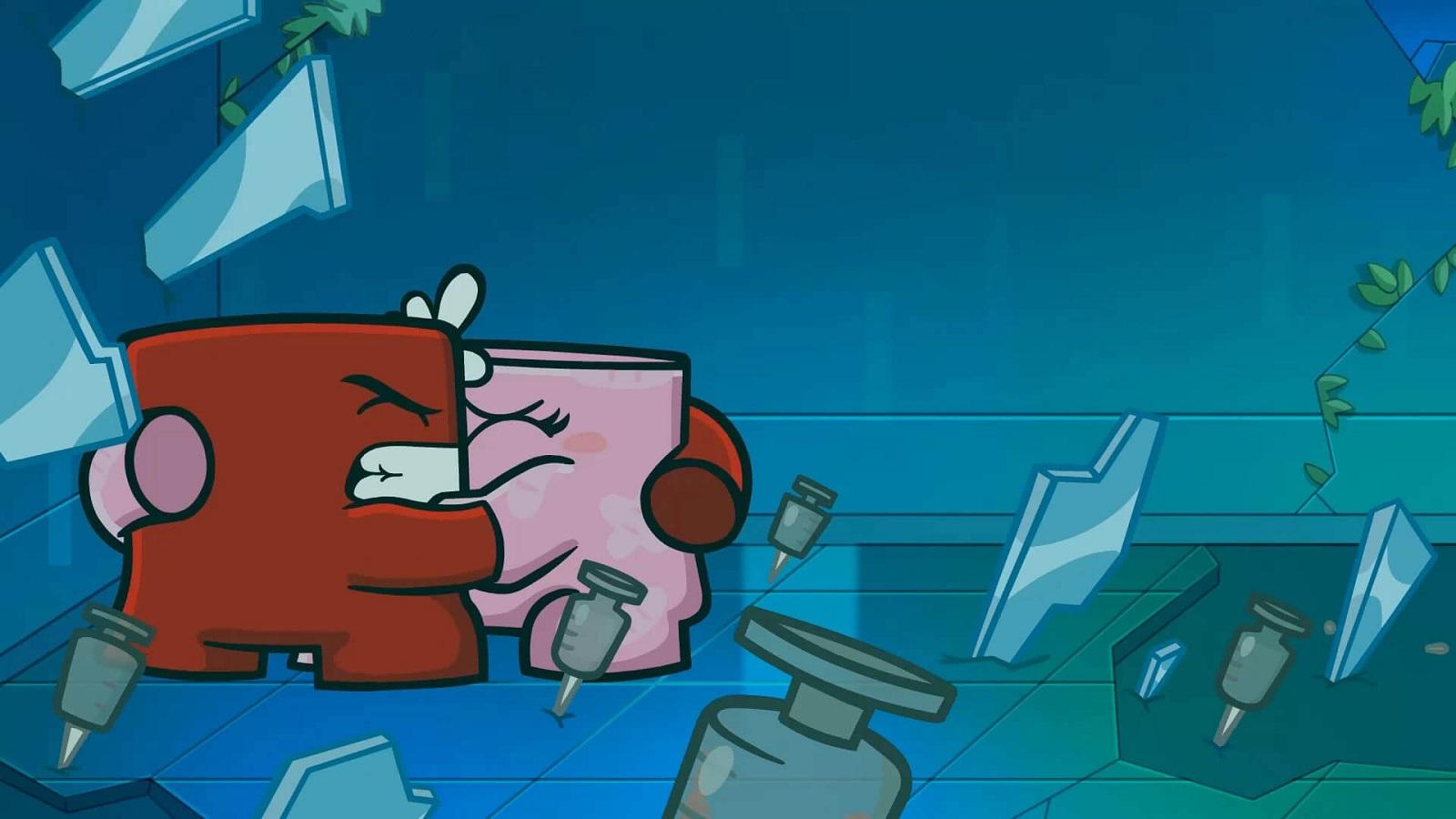 Super Meat Boy Forever выйдет 23 декабря на Switch и ПК, а до PS4 и Xbox One доберётся в январе