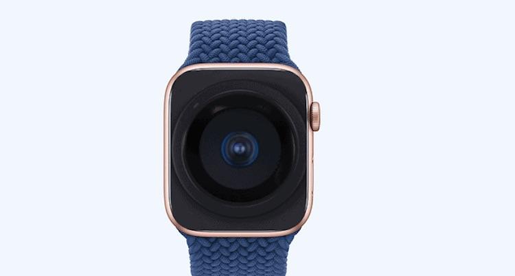 Apple задумалась над оснащением смарт-часов Watch подэкранной камерой и Touch ID