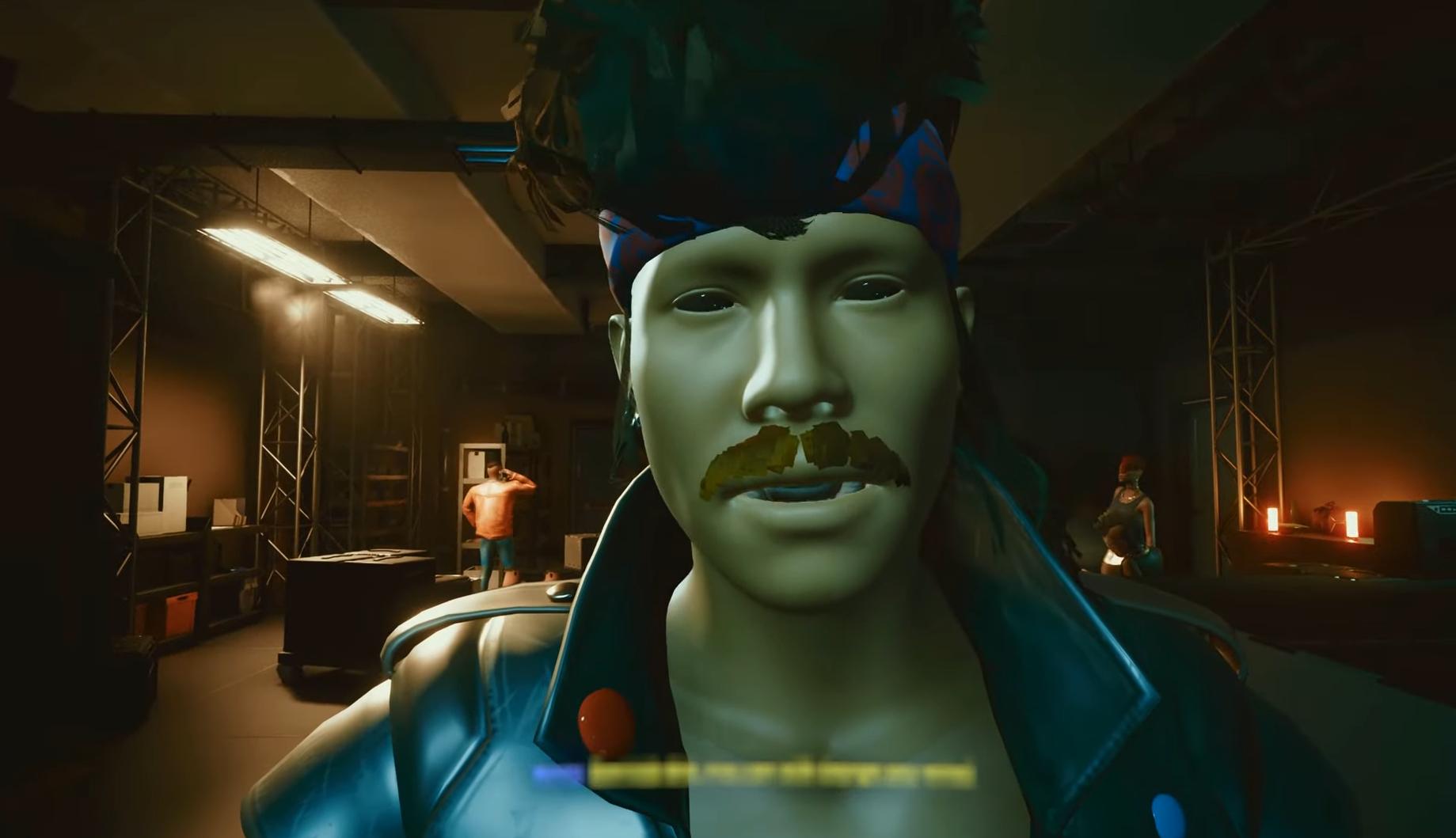 Видео: блогер сумел запустить Cyberpunk 2077 в «картофельном» режиме и увидеть наихудшую графику