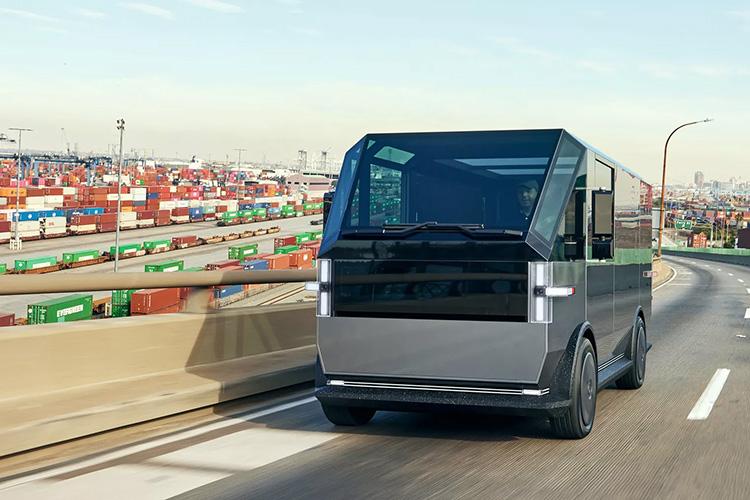Canoo представила масштабируемый электрический грузовик ценой от $33 000, который выйдет в 2022 году