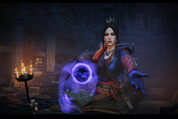 Ядро Diablo Immortal — развитие «долгоиграющего» персонажа, а не сезоны в духе Diablo 3