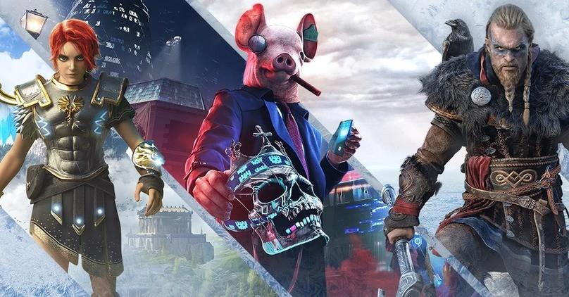 Assassin's Creed Valhalla, Anno 1800 и другие со скидками до 85%: в Ubisoft Store началась новогодняя распродажа