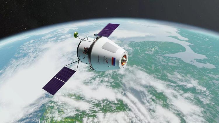 Глава «Роскосмоса» назвал дату первого запуска российского корабля для полётов к Луне