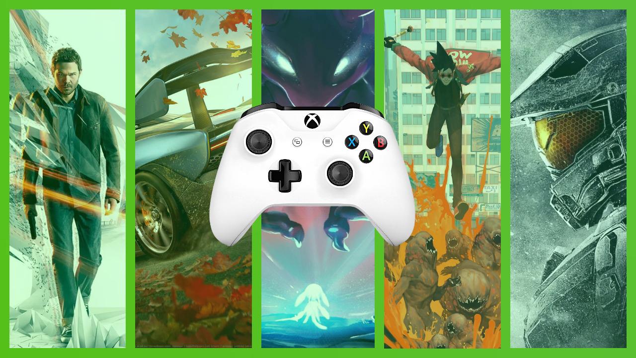 Gamesblender № 496: лучшие игры поколения — Xbox One