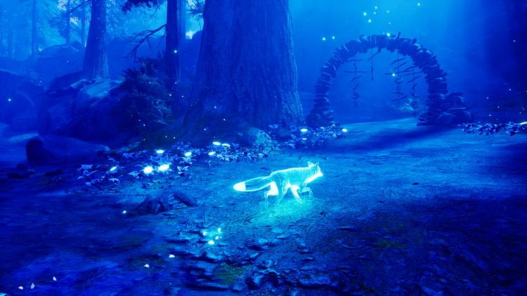 Фольклорное приключение Spirit of the North: Enhanced Edition выйдет на Xbox Series X и S в начале 2021 года