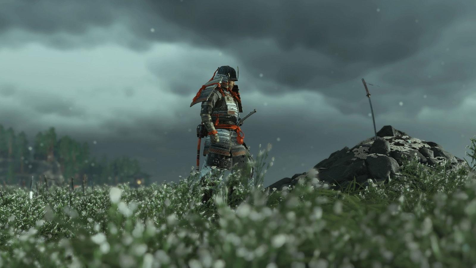 Японские разработчики и деятели индустрии признали лучшей игрой года Ghost of Tsushima