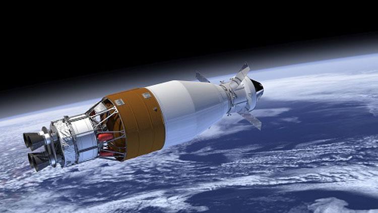 Boeing скоро начнёт производство второй ступени РН SLS для доставки людей на Луну и Марс