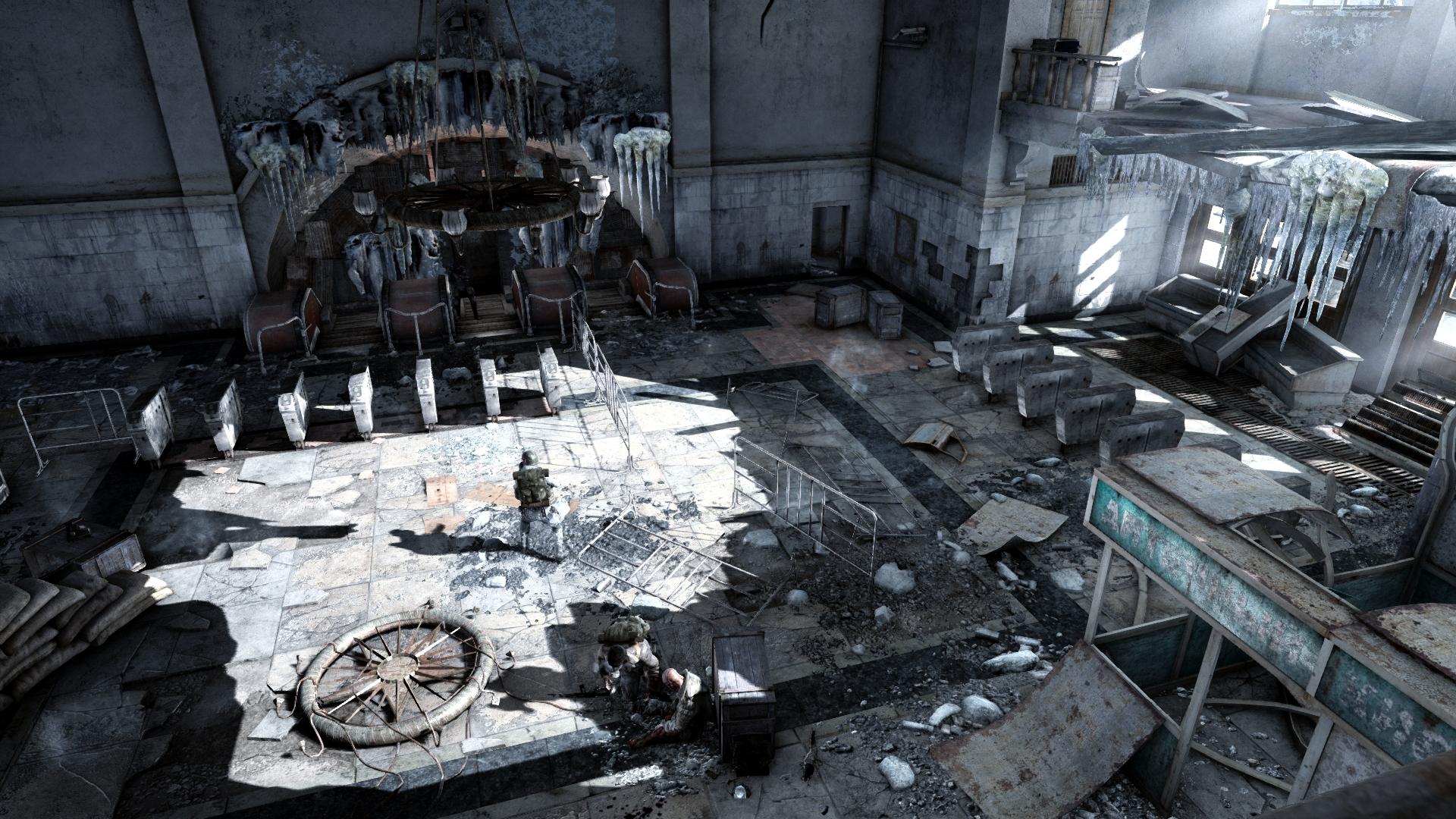 В EGS началась раздача Metro 2033 Redux — следом должна быть Tropico 5