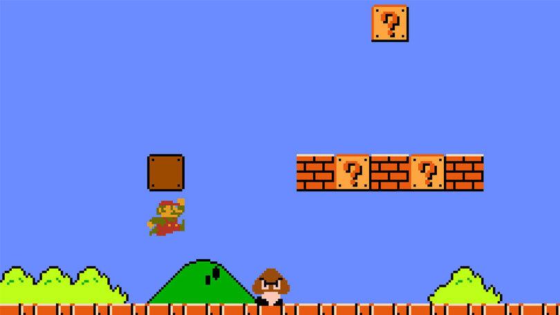 Nintendo спрятала забавную «пасхалку» в меню Switch в честь 35-летия Super Mario Bros.
