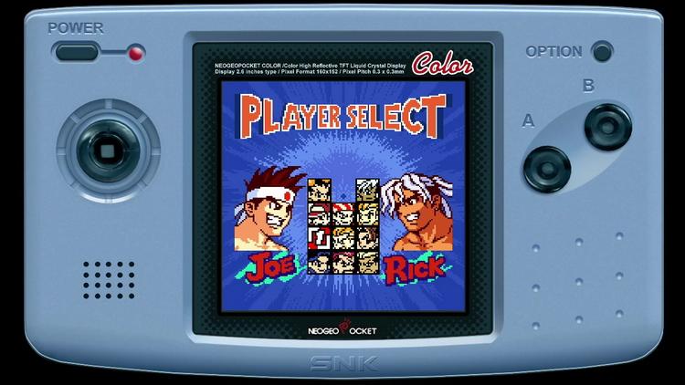 Файтинг Fatal Fury First Contact вышел на Nintendo Switch спустя 21 год после основного релиза