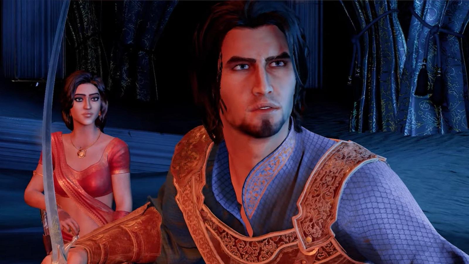 В цифровом магазине Ubisoft заметили Switch-версию ремейка Prince of Persia: The Sands of Time