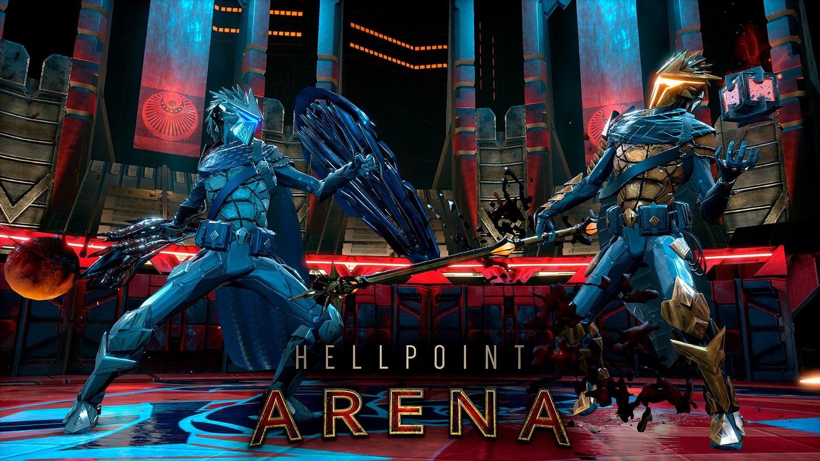 В Hellpoint добавили боевую арену для многопользовательских сражений