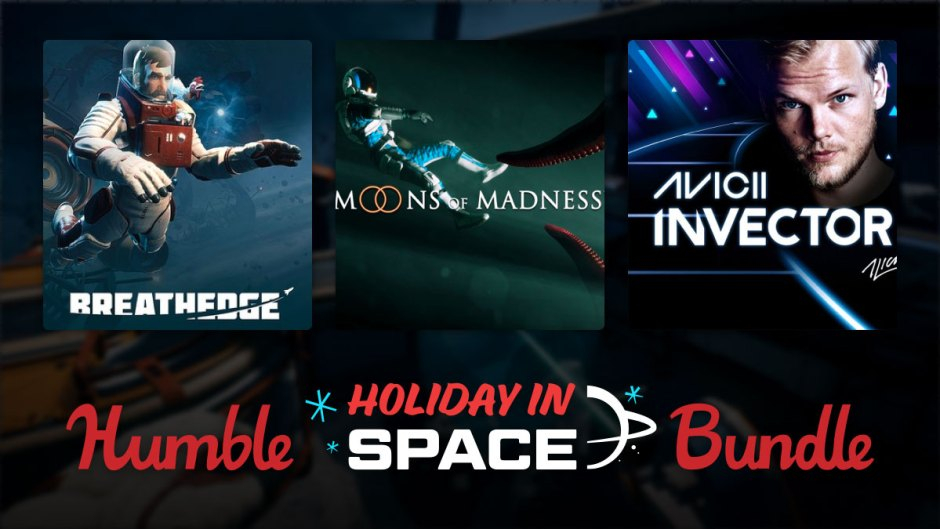 Tacoma, Breathedge и другие: в Humble Bundle стартовали продажи комплекта игр про космос