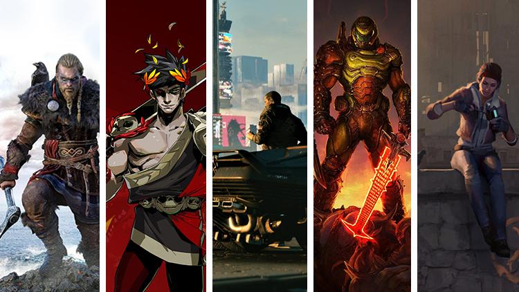 Итоги 2020 года: лучшие игры по версии читателей и редакции