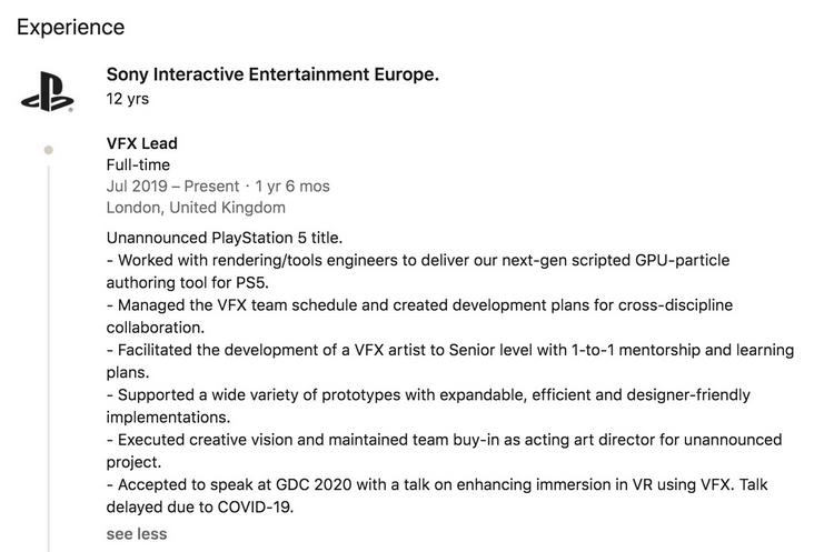 Создатели VR-игр для PlayStation работают над крупным онлайн-проектом для PS5