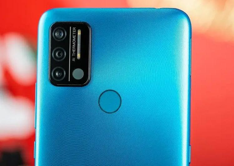 UMIDIGI A9 — первый в мире телефон на базе Android 11 с инфракрасным термометром