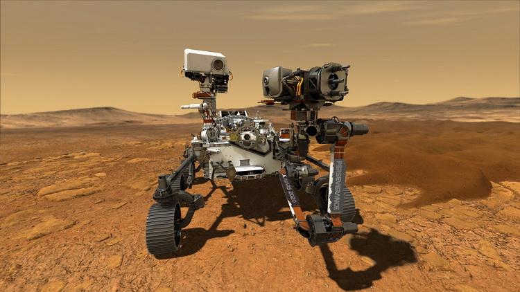 Инженер NASA рассказал, как это — управлять марсоходом