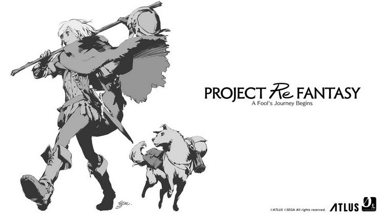 Atlus обещала новости о Persona и подробности Project Re Fantasy в следующем году
