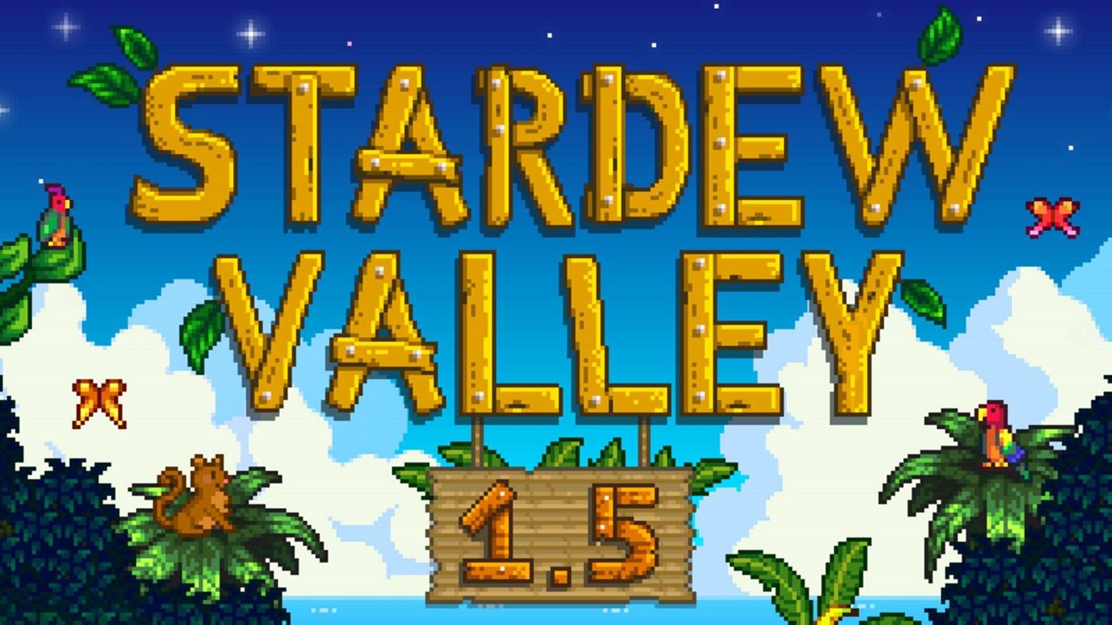 Создатель Stardew Valley уточнил сроки появления патча 1.5 на консолях