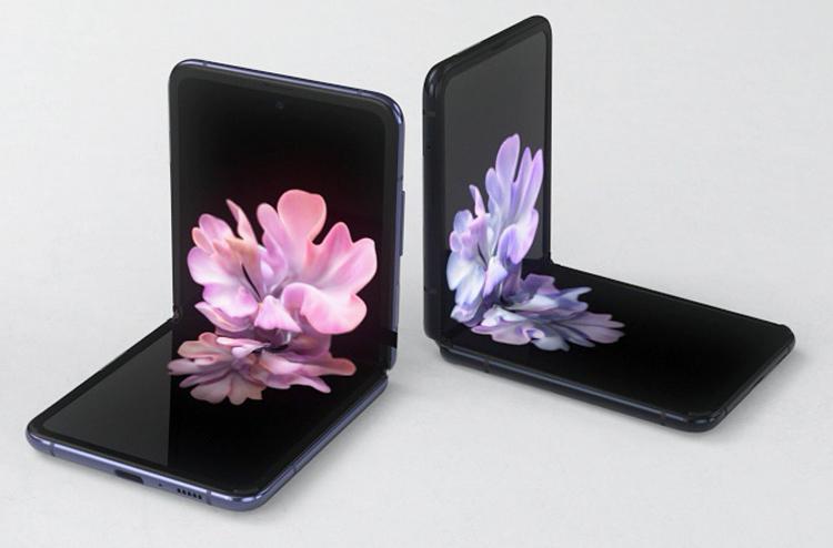 Гибкий смартфон Samsung Galaxy Z Flip 3 получит процессор среднего уровня