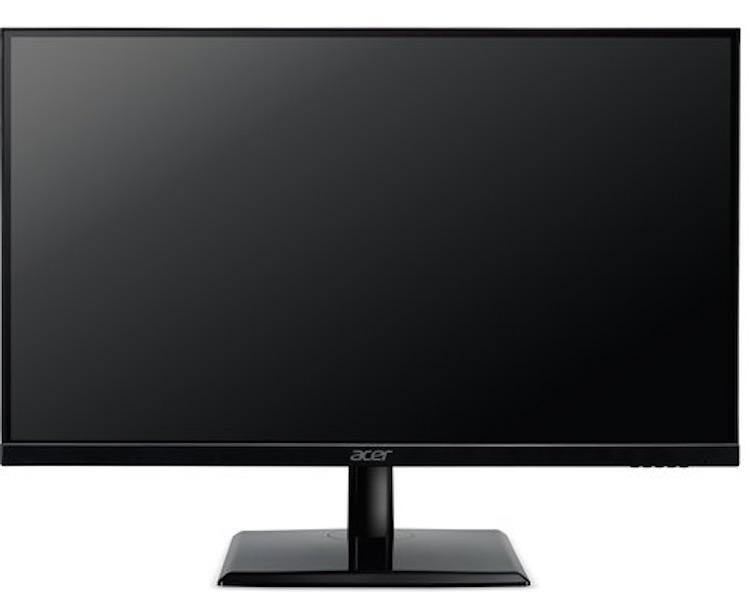 Acer представила в России 24-дюймовый игровой монитор с разрешением Full HD и частотой 165 Гц