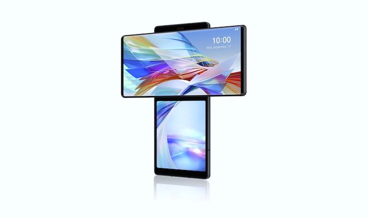 Футуристический смартфон LG Wing провалился в продаже
