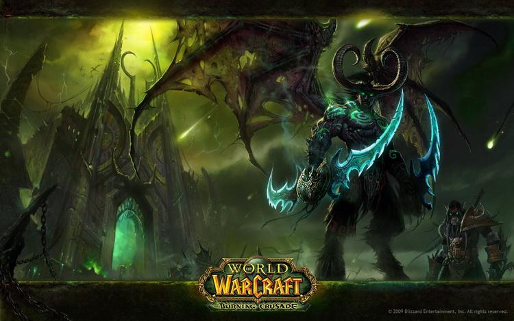 Слухи: Blizzard выпустит WoW: The Burning Crusade Classic уже 4 мая, а бета-тестирование начнётся в феврале