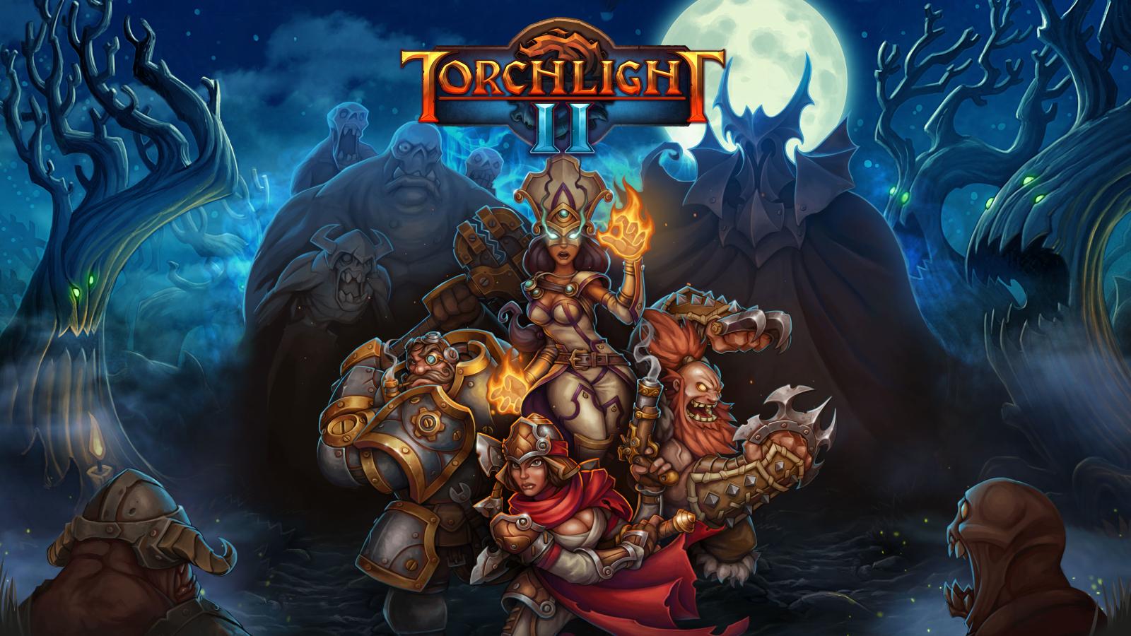 В Epic Games Store началась раздача ролевого экшена Torchlight II