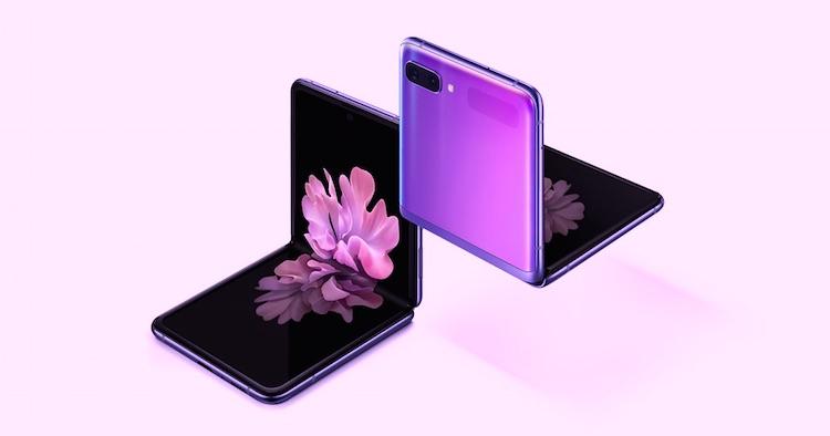 Samsung обновила смартфон-раскладушку Galaxy Z Flip до Android 11