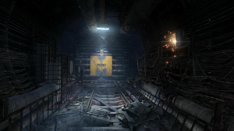 Metro: Last Light Redux сейчас можно забрать бесплатно на GOG.com
