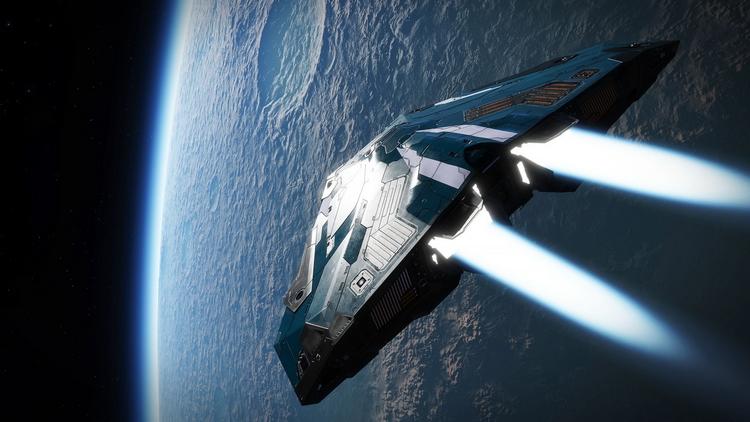 Расширение Elite Dangerous: Odyssey выйдет 21 апреля