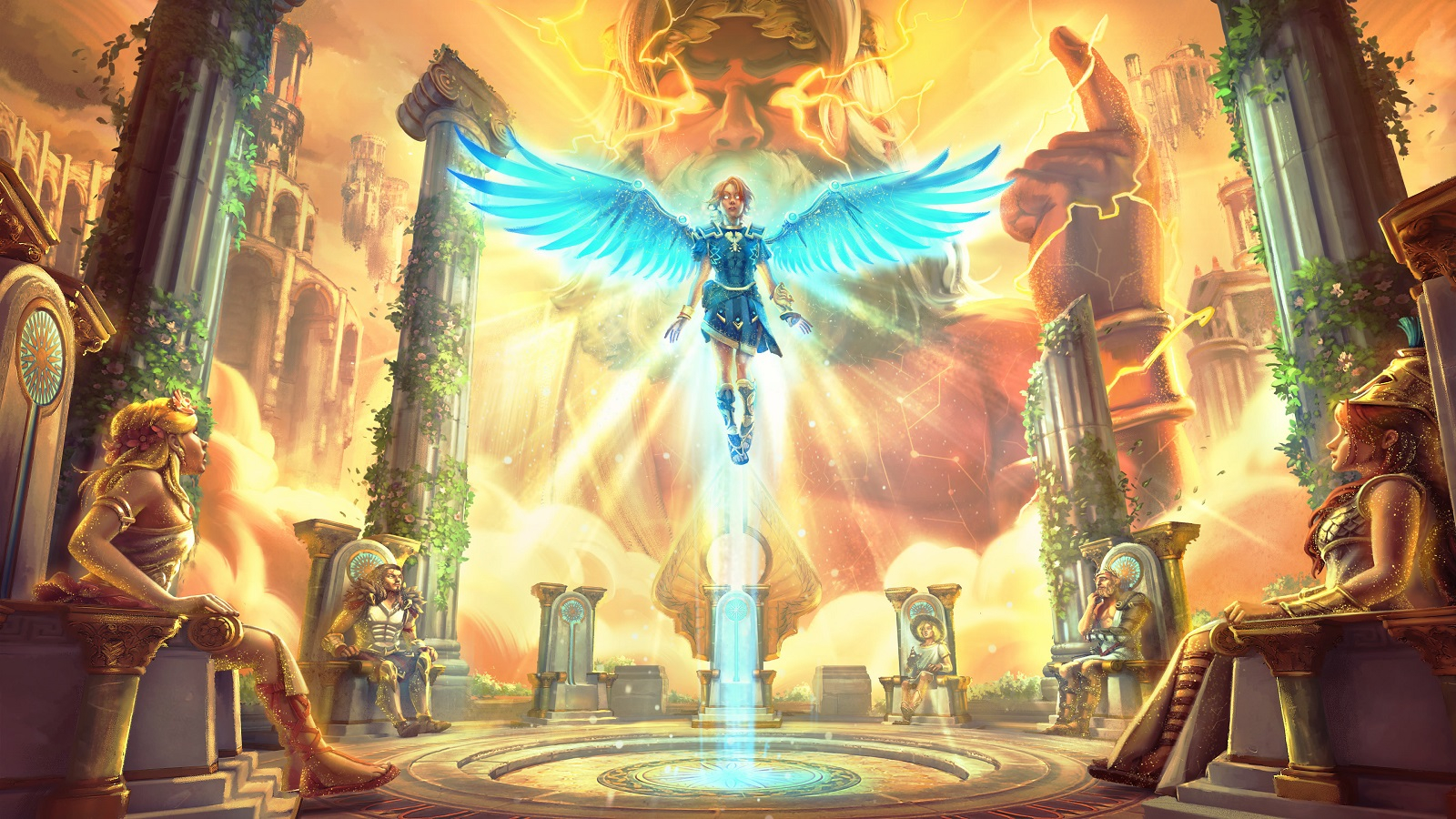 В Сеть раньше времени попали дата выхода и список трофеев первого дополнения к Immortals Fenyx Rising